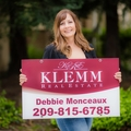 Debbie Monceaux Real Estate Agent at Klemm Real Estate