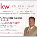 Christian Russo Real Estate Agent at Keller Williams