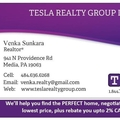 Venka Sunkara Real Estate Agent at Tesla Realty Group LLC