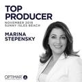 Marina Stepensky Real Estate Agent at Brosda & Bentley Realtors, Llc