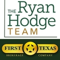 Ryan Hodge Real Estate Agent at 1st Texas Brokerage Company
