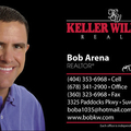 Bob Arena Real Estate Agent at Keller Williams